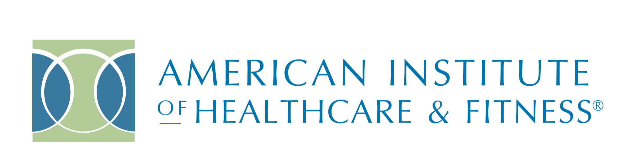 American Institute of Healthcare and Fitness Logo